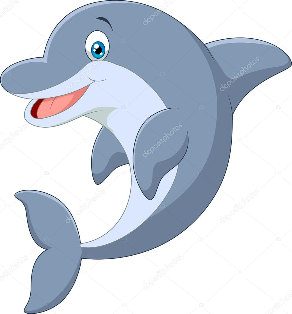 pie de dibujos animados de delfines archivo im u00e1genes clipart of dolphin pushing a person clipart of dolphin just swimming