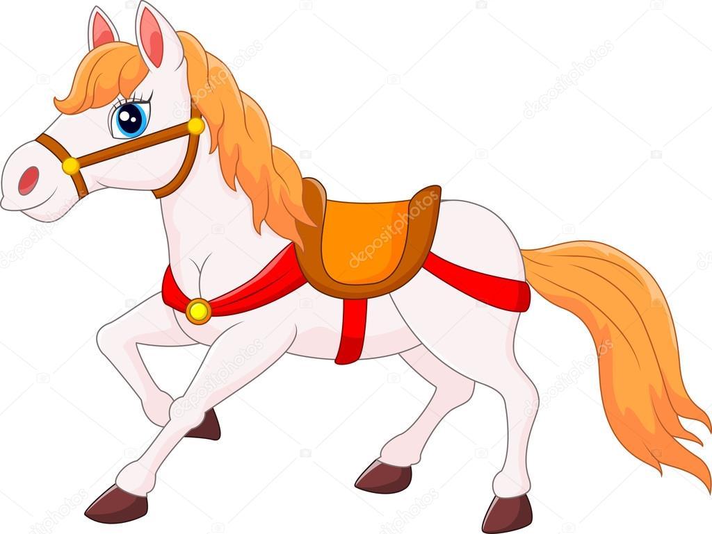 desenho de cavalo feliz vetores de stock tigatelu 83643968