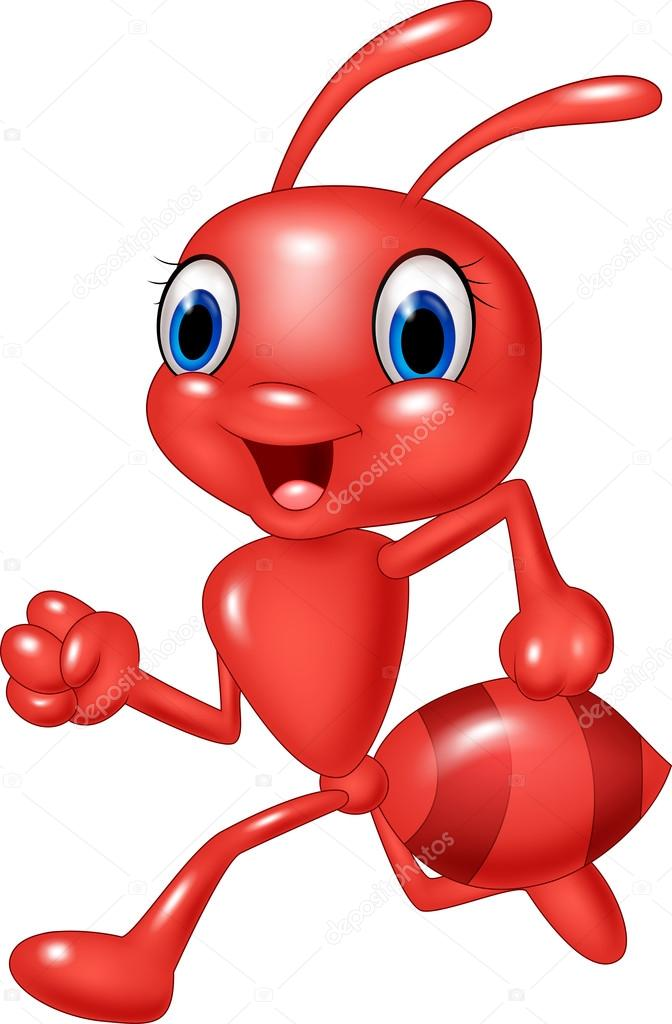 red ant cartoon www pixshark com images galleries with clip art cartoon animals showing enthusiasm clip art cartoon animals