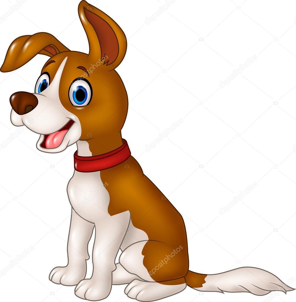 Dibujos Los Perritos Sesión De Perro Divertido De Dibujos