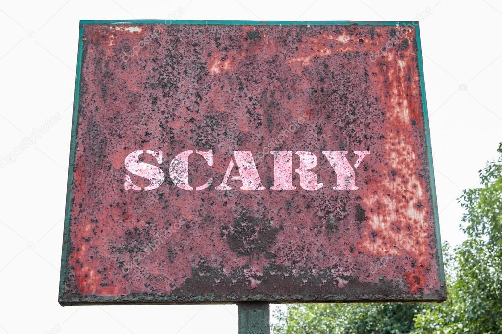 scary text message stock photo promicrostockra 119592442