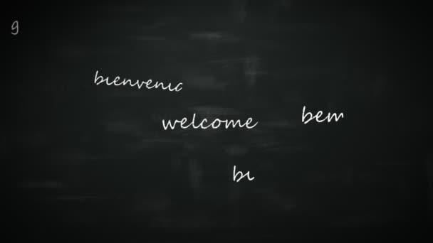 Úvodní slovo v různých jazycích