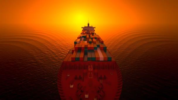 Cargo hajó szállítás