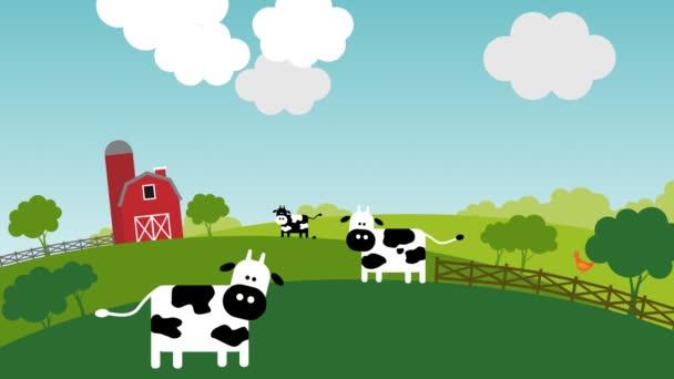 Mimozemšťané střílet v kráva