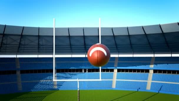 Animace minul cíl ve fotbale