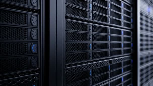 Datové servery loopable animace