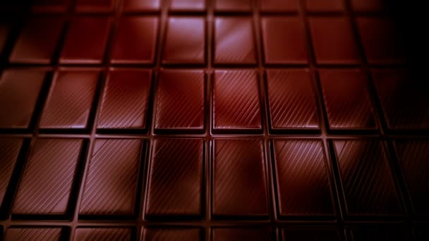 Chocolate loopable animation.