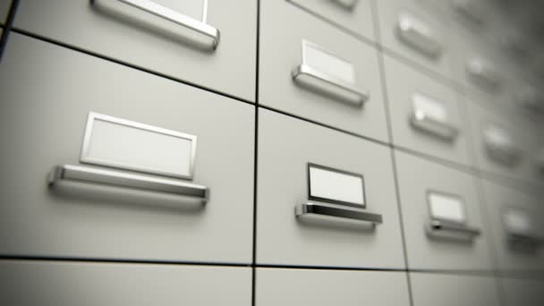 File Cabinet Loopable animation.