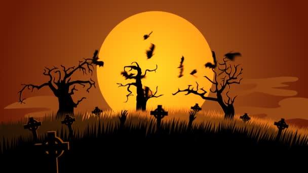 Zombie povstání na hřbitově