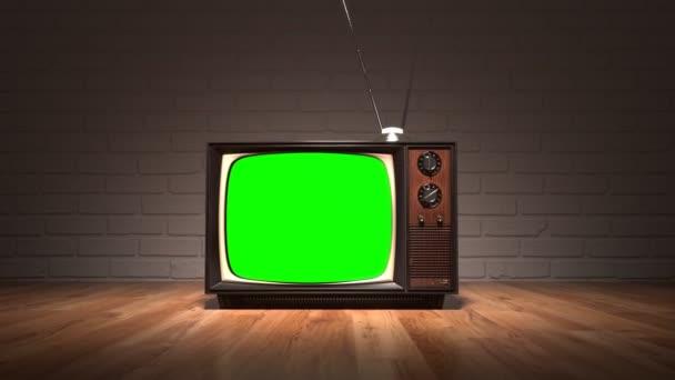 Régi Vintage televízió