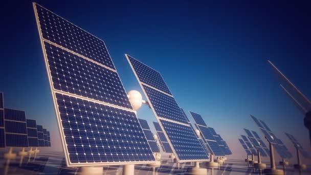 Sunny solární panely, solární elektrárna