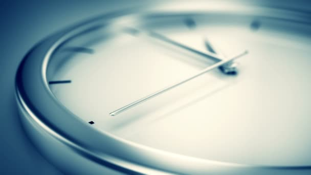 Animation of modern clock.