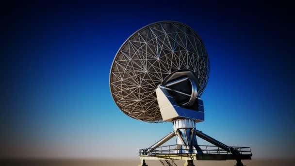 Satelitní parabola otočení změna postoje