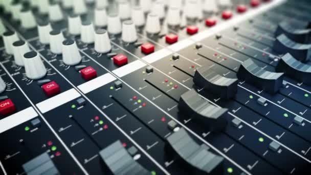Mixážní pult neboli Směšovač zvuku