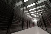 Großen Server-Datenraum