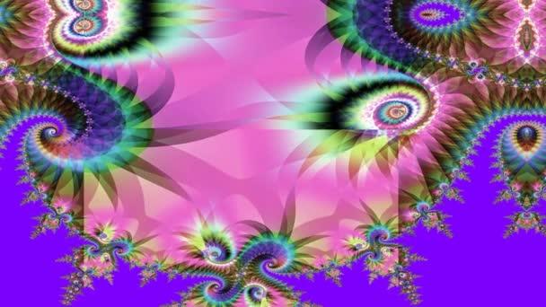 Decorative fractal splash of creativity.