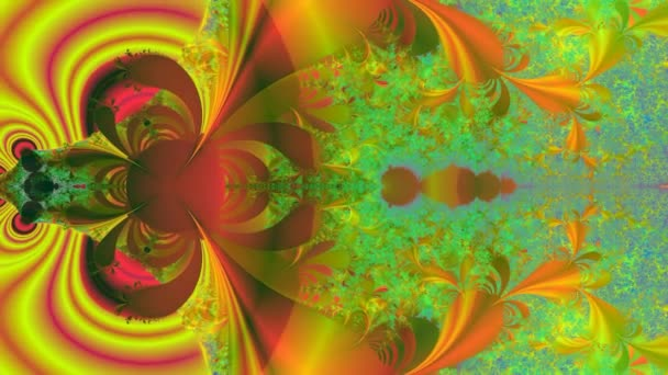 Great screen saver of fractal graphic in motion.