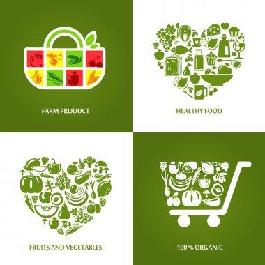 Organic Set Four