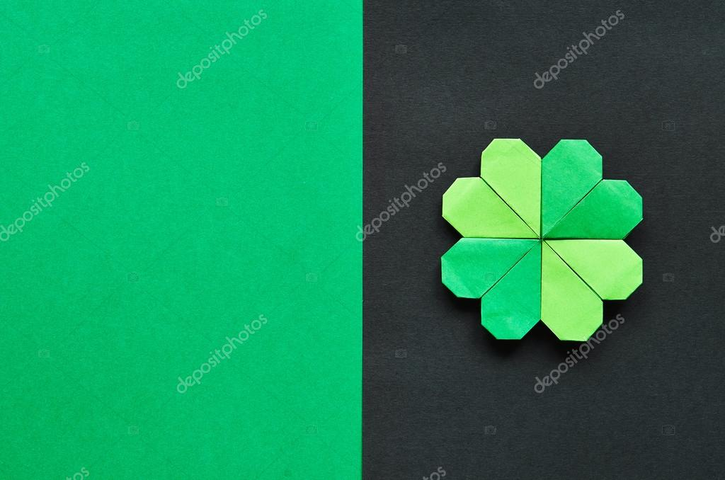 How to Make an Origami Shamrock –It's a dish too! | 678x1024