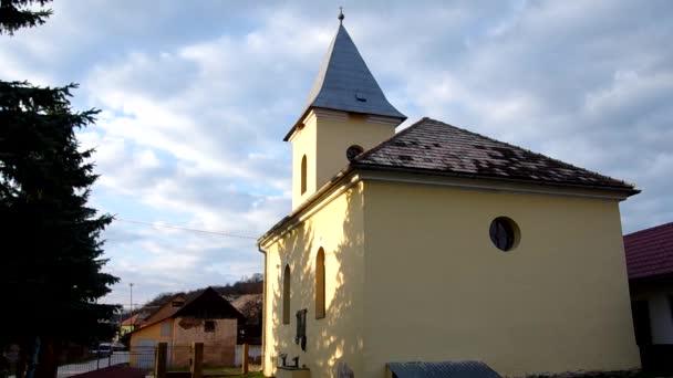 Evangelický kostel v Bohunovo okrese Rožňava