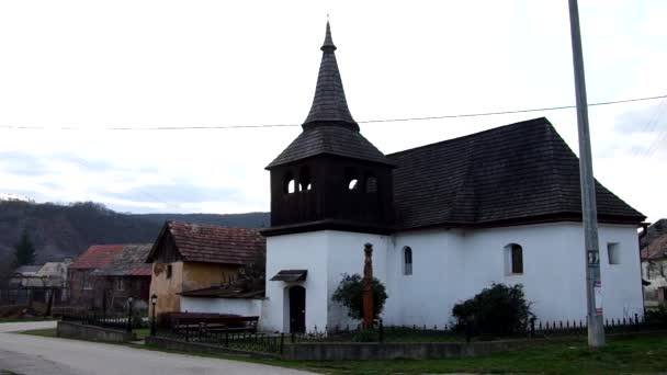 Reformované středověký kostel z 15. století Bohunovo, Slovensko
