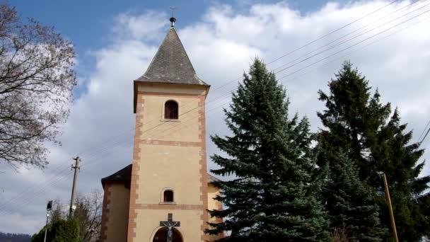 Gotický kostel Betliar, Roznva, Slovensko
