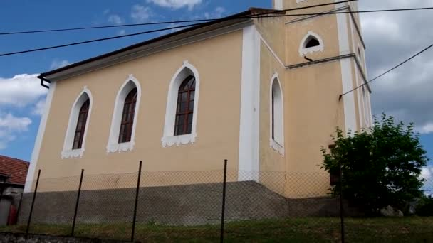 Evangelický kostel z roku 1820, Kecovo, Slovensko