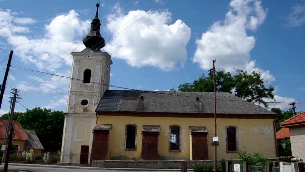 Evangelický kostel z roku 1792 Dlha Ves, Slovensko
