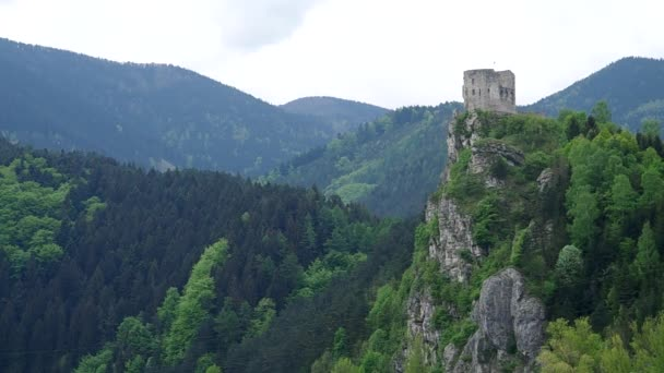 hrad strecno