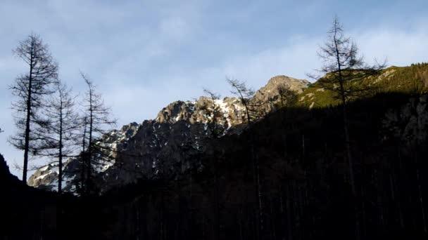 Pohled na Lomnický, Vysoké Tatry