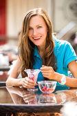 Kaffeehausfrau