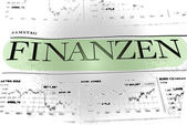 Fotografie Finanzen-Datenkonzept