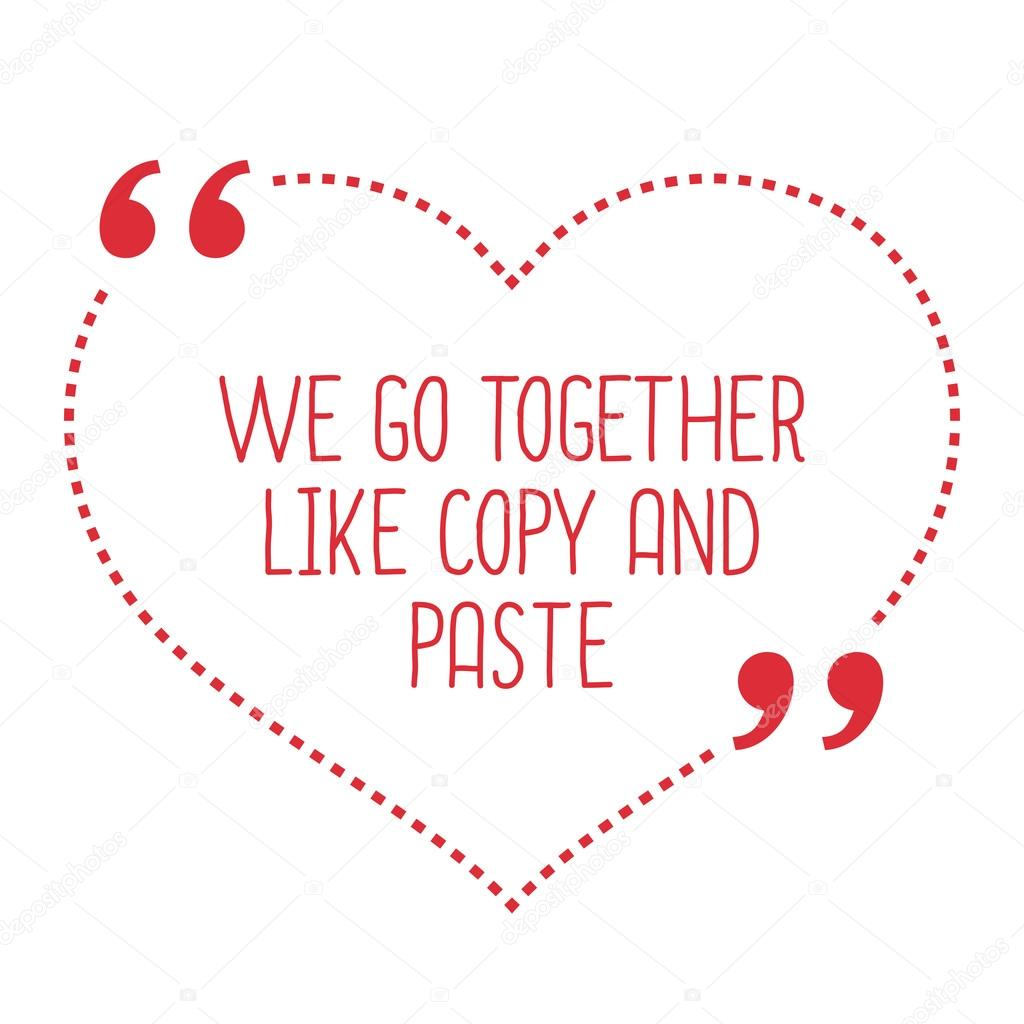 funny copy and paste art