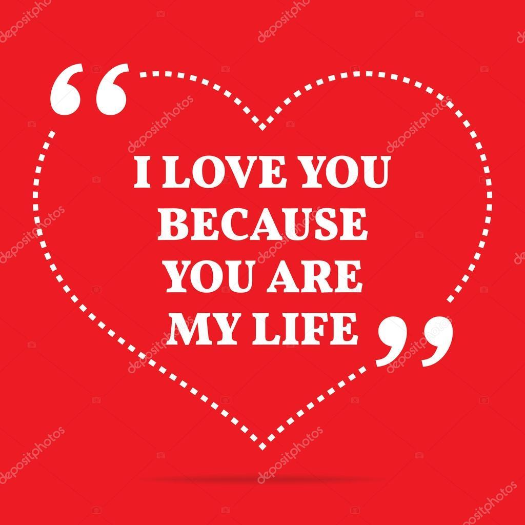 Du bist meine Liebe, meine Liebe