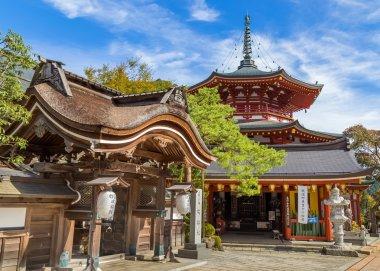 Jofuku-in Temple in Koyasan (Mt. Koya) Wakayama