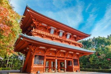 Daimon Gate, the Ancient Main Entrance to Koyasan (Mt. Koya) in Wakayama, japan