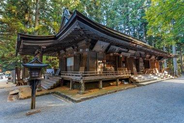 Danjo Garan Temple in Koyasan area in Wakayama, Japan