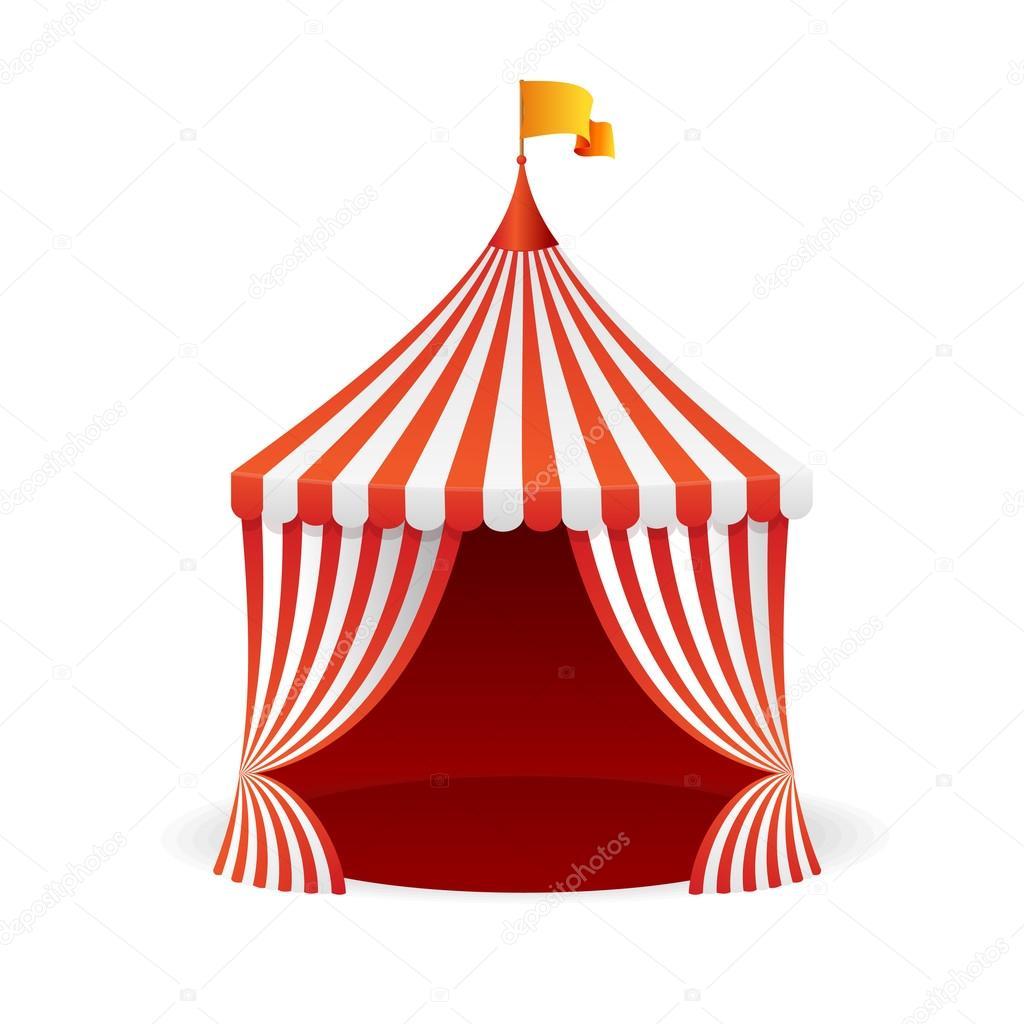 Tendone Da Circo Vector Vettoriali Stock Mouse Md 82181140