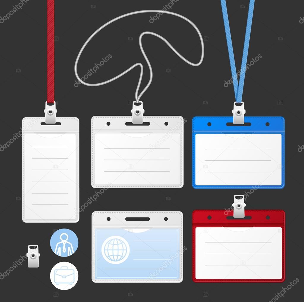 31 blank id card templates psd ai vector eps doc - HD1000×1071