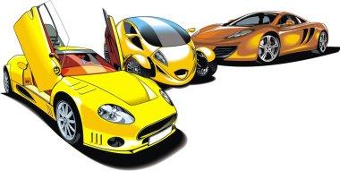 my original design sport cars