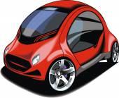 Můj původní sportovní auto design