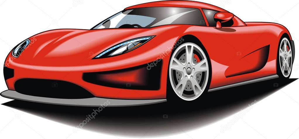 Mein ursprünglicher Entwurf-Auto — Stockvektor © pepeemilio2 #99774802