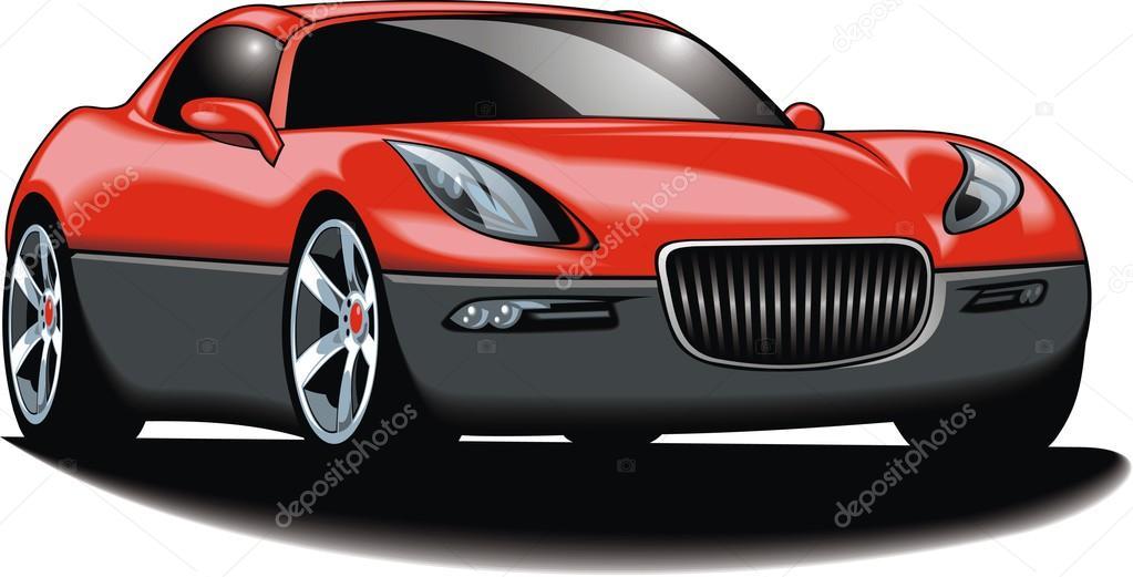 Mein ursprünglicher Entwurf-Auto — Stockvektor © pepeemilio2 #99775088