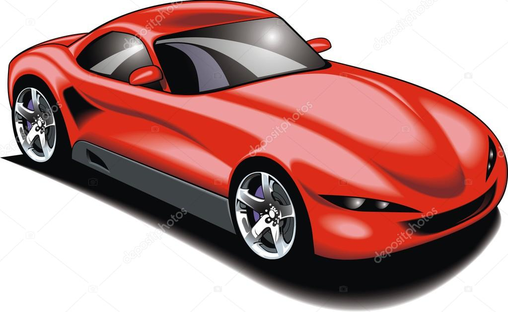 Mein ursprünglicher Entwurf-Auto — Stockvektor © pepeemilio2 #99775492