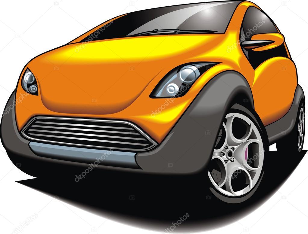 Mein ursprünglicher Entwurf-Auto — Stockvektor © pepeemilio2 #99775756