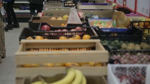 gyümölcs store citrom banán Alma narancs pomelo