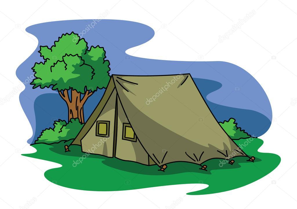 Výsledek obrázku pro stanový tábor