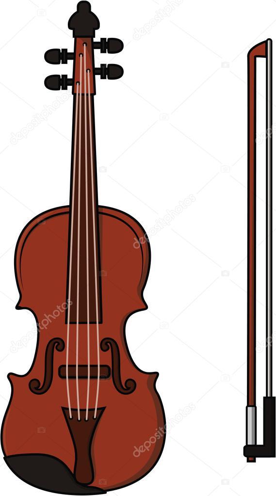 viool afbeelding stockvector 169 indomercy2012