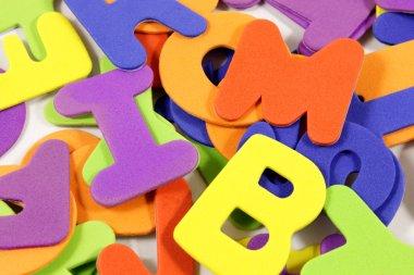 Scrambled letters