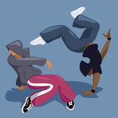 Tanečníky break